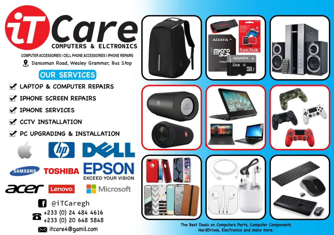 IT Care Computers and Electronics